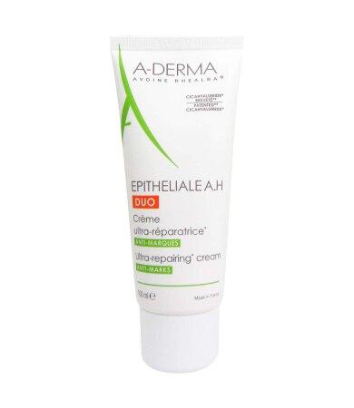 A-Derma Epitheliale Creme AH Duo, Κρέμα Προσώπου για Επανόρθωση Δέρματος 100ml