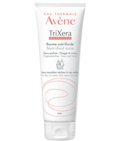 Avene TriXera Nutrition Baume Nutri-Fluide Ξηρή/Πολύ ξηρή Επιδερμίδα 200ml