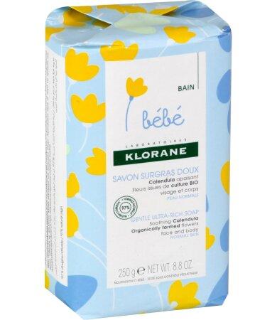Klorane Savon Surgras Doux Βρεφικό/Παιδικό Σαπούνι 250gr
