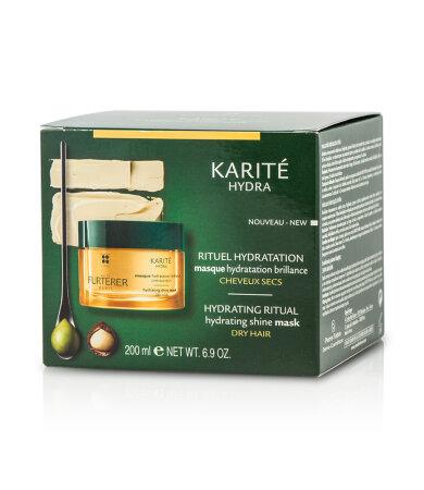 Rene Furtrer Karite Hydra Masque - Μάσκα Ενυδάτωσης Για Ξηρά Μαλλιά 200ml
