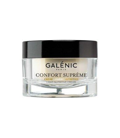 Galenic Confort Supreme Creme Legere Nutritive, Ενυδατική Λεπτόρρευστη Κρέμα 50ml