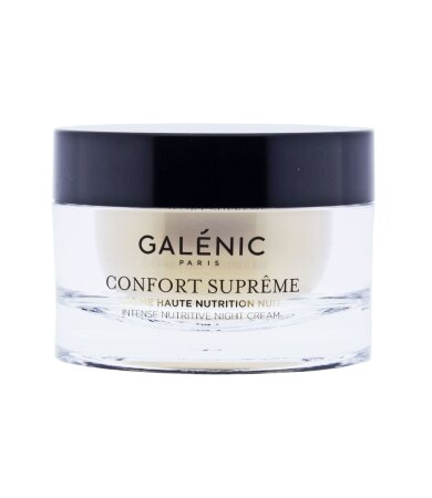 Galenic Confort Supreme Creme Haute Nutrition Nuit, Ενυδατική Κρέμα Νυκτός 50ml