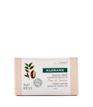 Klorane Fleur De Cupuacu Cream Soap Σαπούνι με Άνθος Cupuacu 100gr