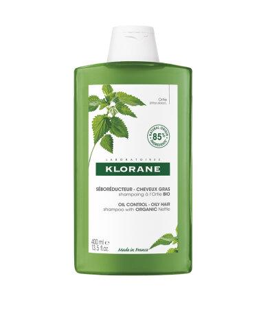 Klorane Ortie Σαμπουάν για Λιπαρά Μαλλιά με Τσουκνίδα 400ml