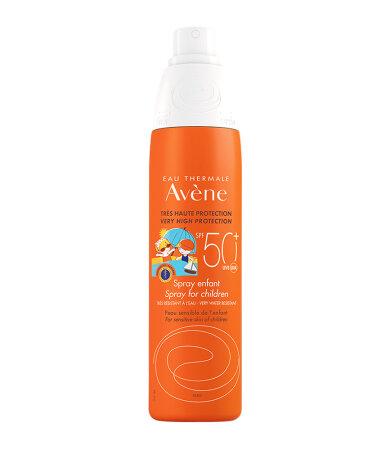 Avene Spray Enfant SPF50+ Παιδικό Αντιηλιακό 200ml