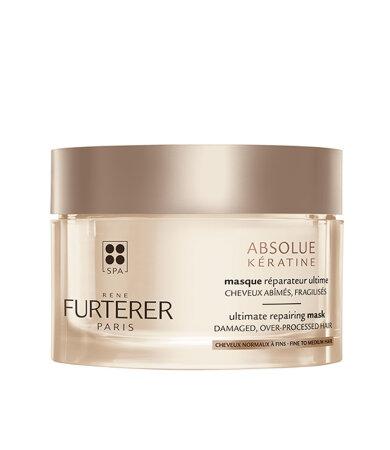 Rene Furterer Absolue Keratine Renewal Care Ultimate Repairing Mask Μάσκα Αναδόμησης Μαλλιών,Λεπτή Τρίχα 200ml