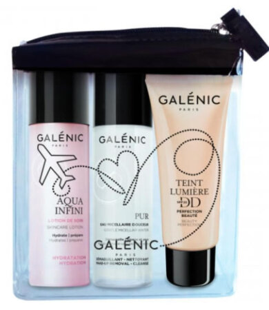 Galenic Travel Kit My Beauty Routine to Take Everywhere