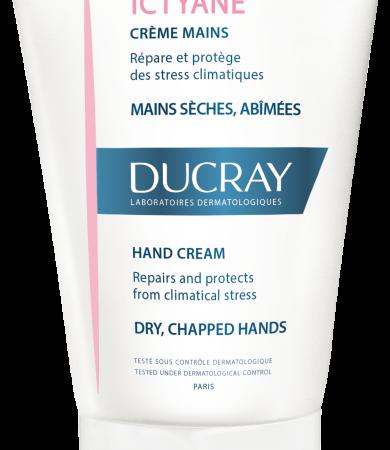 Ducray Ictyane Ενυδατική Κρέμα Χεριών 50ml