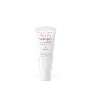 Avene Antirougeurs Jour/Day Emulsion SPF 30 Λεπτόρρευστη Κρέμα Ημέρας Προσώπου για τις Κοκκινίλες 40ml