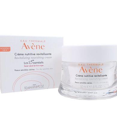 Avene Nutritive Revitalisante - Κρέμα Τροφής και Αναδόμησης 50ml
