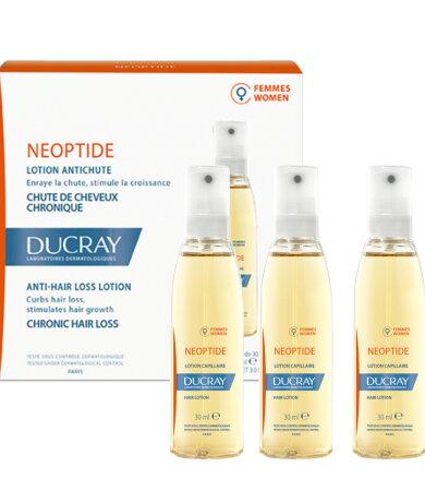 Ducray PROMO Neoptide Women Λοσιόν Αγωγής κατά της Προοδευτικής Τριχόπτωσης στη Γυναίκα, 3 x 30ml