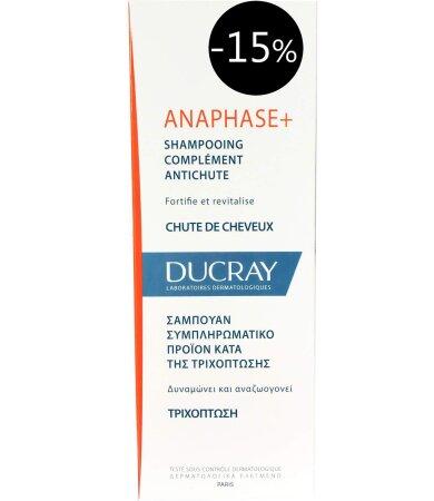 Ducray Anaphase Shampoo Σαμπουάν Κατά Της Τριχόπτωσης 200ml