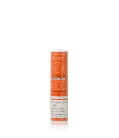 Avene Soins Solaires Stick SPF30, Αντηλιακό Στικ για τα Χείλη 3gr
