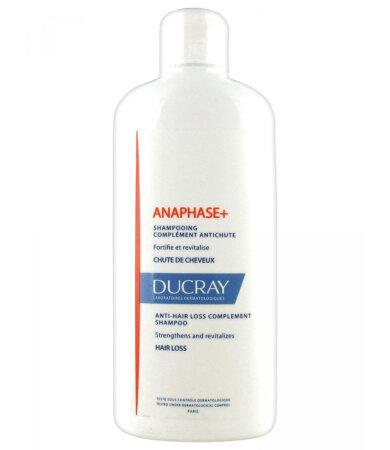 Ducray Anaphase+ Shampoo Δυναμωτικό Συμπληρωματικό Σαμπουάν Κατά Της Τριχόπτωσης 400ml