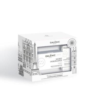 Galenic Secret D'Excellence la Creme Κρέμα Προσώπου 50ml & Secret D'Excellence Serum 10ml