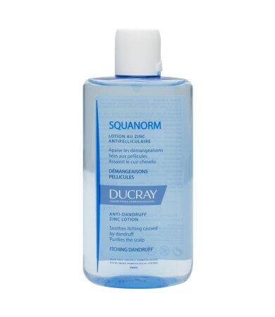Ducray Squanorm Lotion για Πιτυρίδα Κνησμός 200ml