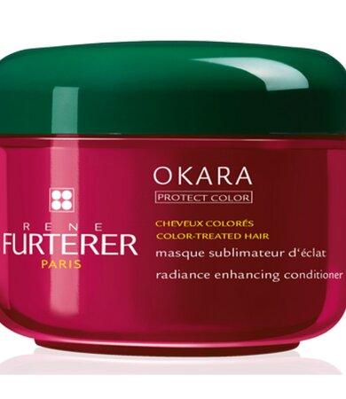Rene Furterer Okara Προστασία Χρώματος - Μάσκα Ανάδειξης Λάμψης 200ml