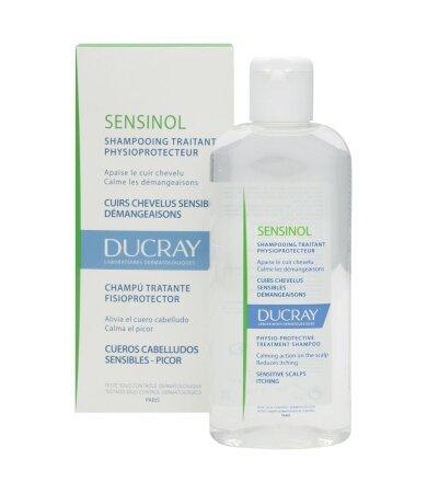 Ducray Sensinol Shampooing, Καταπραϋντικό Σαμπουάν 200ml