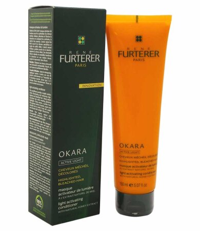 Rene Furterer Okara Active Light - Μάσκα Ενεργοποίησης Χρώματος 150ml