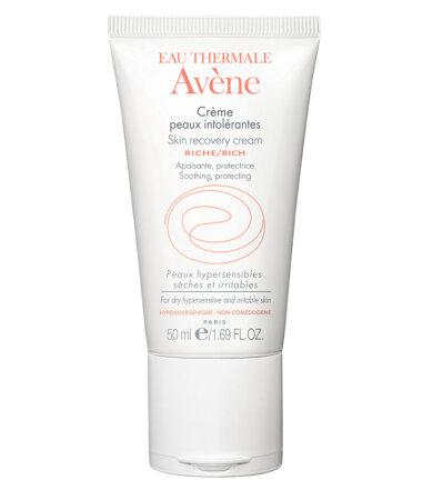 Avene Creme Peaux Intolerantes Κρέμα Για Μη Ανεκτικό Δέρμα Πλούσιας Υφής 50 ml