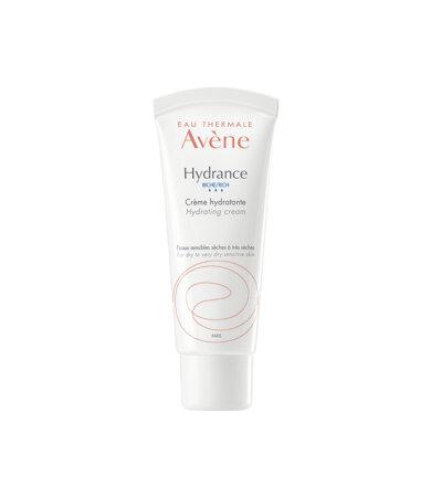 Avene Eau Thermale Hydrance Rich Ενυδατική Κρέμα Προσώπου Πλούσιας Υφής 40ml