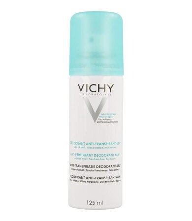 Vichy Deodorant 48ΩΡΗ Αποσμητική Φροντίδα - Aerosol 125ml