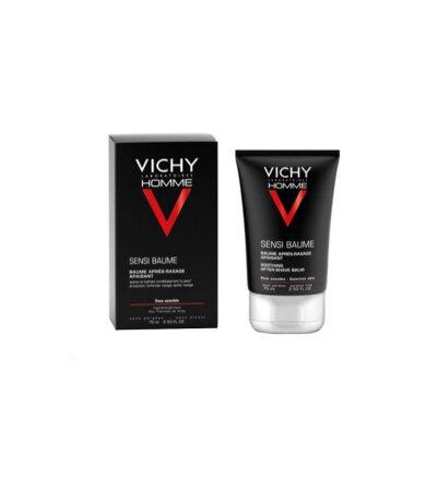 Vichy Sensi Baume After shave για μετά το ξύρισμα, κατά των ερεθισμών 75ml