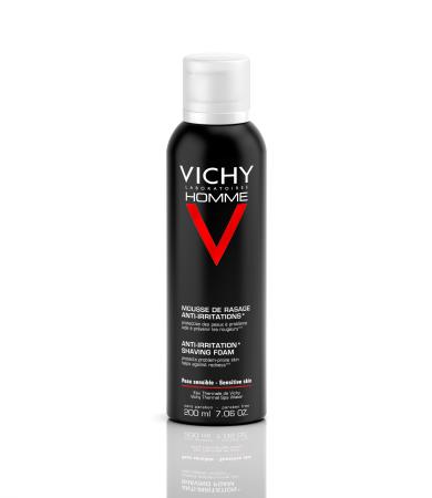 Vichy Αφρός Ξυρίσματος κατά των ερεθισμών 200ml