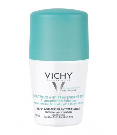 Vichy Deodorants 48ωρη Εντατική Αποσμητική Φροντίδα 50ml