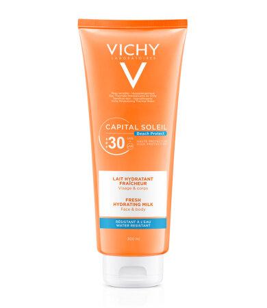 Vichy Capital Soleil Αντηλιακό Γαλάκτωμα για Πρόσωπο & Σώμα SPF30 300ml