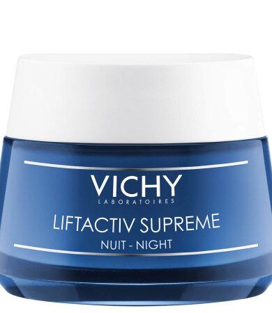 Vichy Liftactiv Ενισχυμένη, Αντιρυτιδική, Συσφικτική φροντίδα Νύχτας 50ml