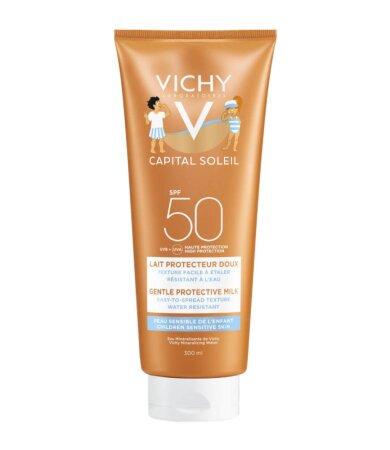 Vichy Capital Soleil Παιδικό Αντιηλιακό Γαλάκτωμα SPF50+ 300ml