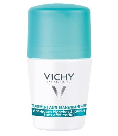 Vichy Deodorant 48ωρη Αποσμητική Φροντίδα, Έντονη Εφίδρωση Roll-On 50ml