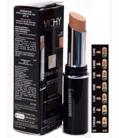 Vichy Dermablend Concealer Stick Sand 35, SPF30