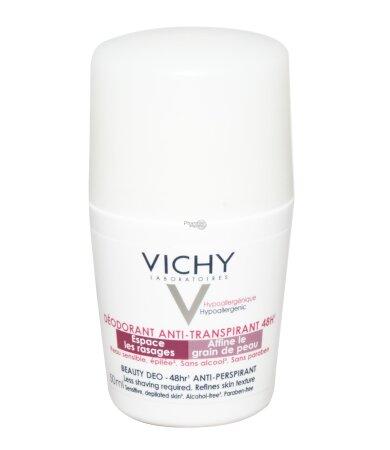 Vichy Deo Ideal Finish 48h Αποσμητικό Roll On 50ml