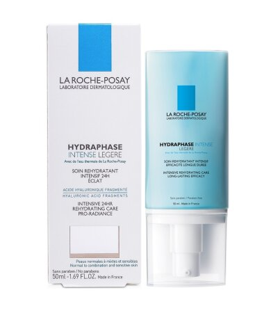 La Roche Posay Hydraphase Intense Legere, 24ωρη Εντατική Ενυδατική Ελαφριάς Υφής 50ml