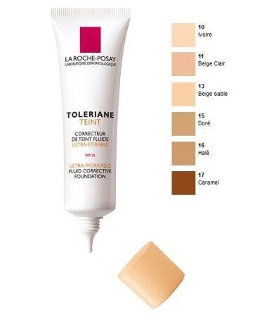 La Roche Posay Toleriane Teint Fluide Ivory 10 30ml