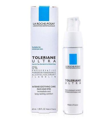 La Roche Posay Toleriane Ultra, Ενυδατώνει, Καταπραϋνει, Κατάλληλη για Αλλεργικό Δέρμα 40ml