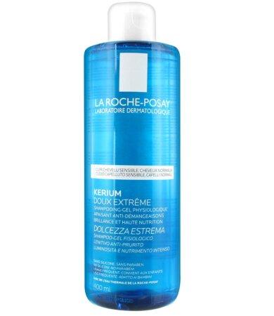 La Roche Posay Kerium Doux Extra Gentle Αντιπυτιριδικό Σαμπουάν για Kανονικά Μαλλιά 400ml