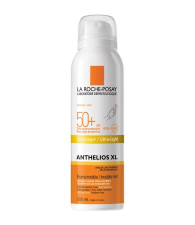 La Roche Posay Anthelios XL Invisible Mist SPF50+ Αντιηλιακό για Πολύ Υψηλή Προστασία σε Υφή Mist 200ml