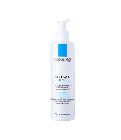 La Roche Posay Lipikar Fluide, Ενυδατικό Γαλάκτωμα για Βρέφη, Παιδιά & Ενήλικες 200ml