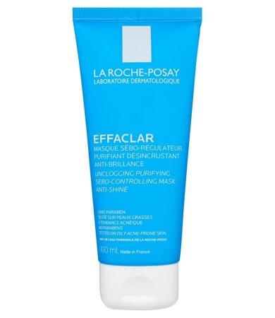 La Roche Posay Effaclar Masque Σμηγματορυθμιστική Μάσκα για Λιπαρό Δέρμα με Τάση Ακμής 100ml