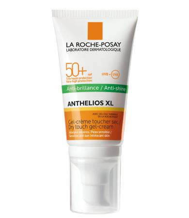 La Roche Posay Anthelios XL Anti-Shine Dry Touch Gel-Cream SPF50, Αντηλιακή Gel-Κρέμα Προσώπου 50ml