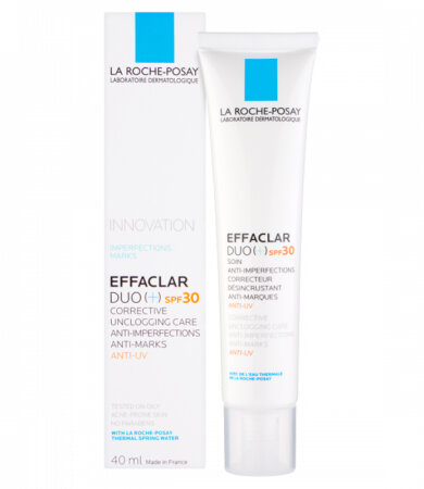La Roche-Posay Effaclar Duo [+] SPF30 40ml