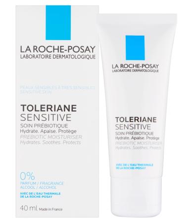La Roche Posay Toleriane Sensitive για Καθημερινή Ενυδάτωση 40ml