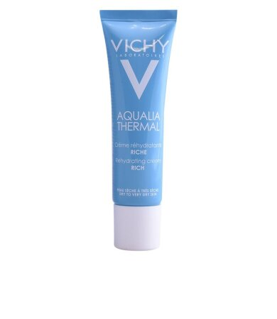 Vichy Aqualia Thermal Rehydrating Rich Cream, Ενυδατική Κρέμα Πλούσιας Υφής 30ml