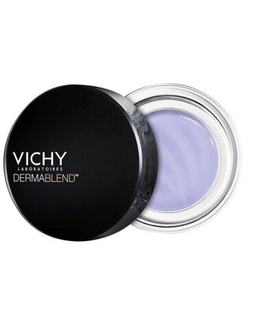Vichy Dermablend Dull Skin Corrector Διορθωτικό Προσώπου για τον Κίτρινο/Καφέ τόνο της επιδερμίδας, Μωβ, 4,5g