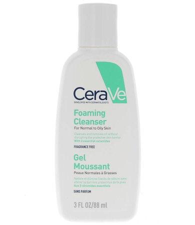 CeraVe Gel Καθαρισμού Πρόσωπο/Σώμα για Κανονικό έως Λιπαρό Δέρμα 3ΟΖ  88ml