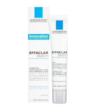 La Roche Posay Innovation Effaclar Duo [+] Επανορθωτική Κρέμα κατά της Ακμής 40 ml