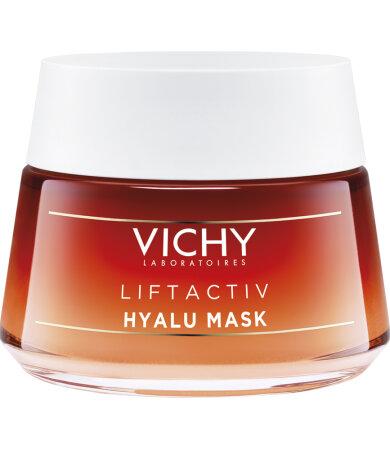 Vichy Liftactiv Hyalu Mask Μάσκα Προσώπου με Υαλουρονικό Οξύ 50ml